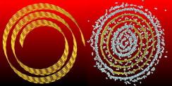 Hydrogen storage in carbon nanoscrolls: An atomistic molecular dynamics study