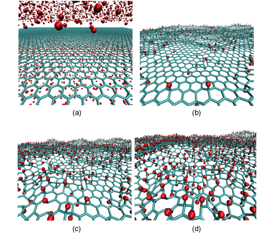 Graphene to fluorographene and fluorographane: a theoretical study
