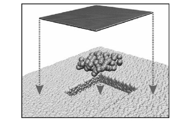 Dynamics of Graphene Nanodrums