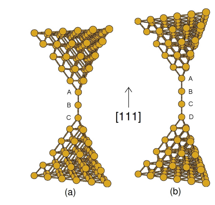 On the Lifetime of Suspended Atomic Chains Formed from Stretched Metallic Gold Nanowires