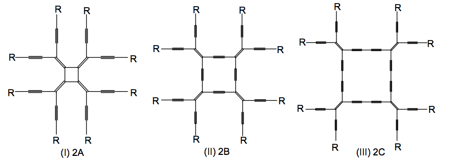 Structural and electronic properties of radialenes and related systems