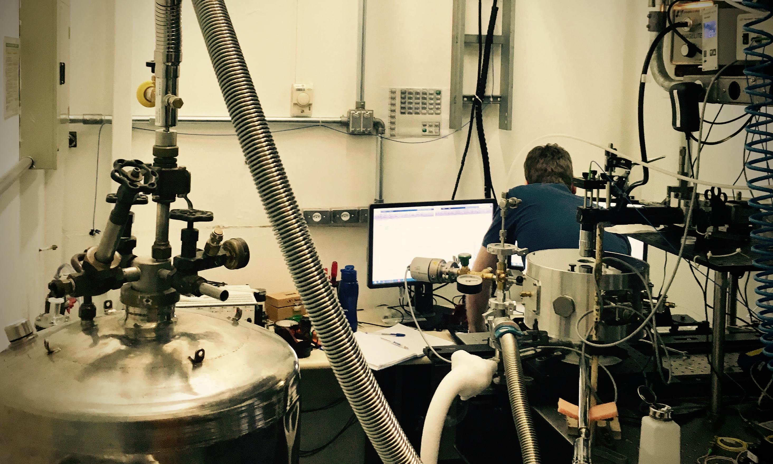 cryogenic optomechanics